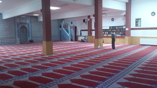 Bild der Ayasofya Moschee Rüsselsheim (DITIB)