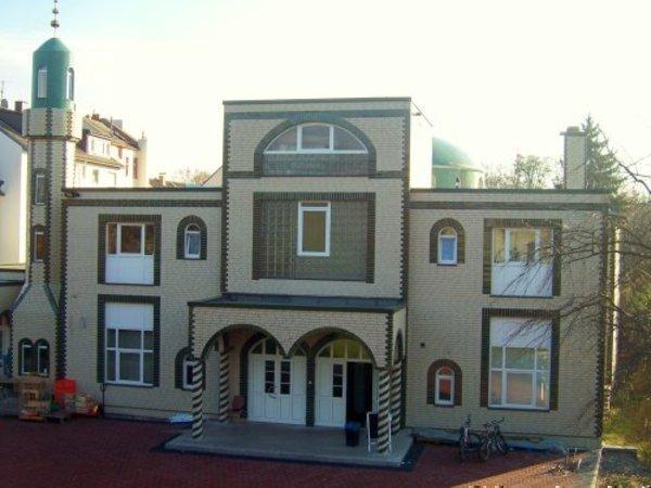 Bild der Abu Bakr Moschee Frankfurt am Main