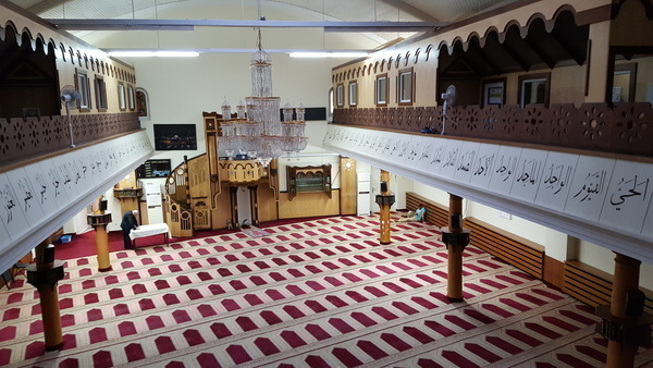 Bild der Dar Assalam Moschee Berlin-Neukölln (ZMD)