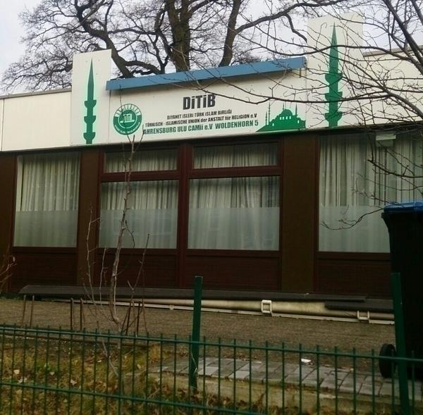 Bild der Ulu Moschee Ahrensburg (DITIB)