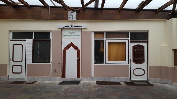 Bild der Ar-Rahman Moschee Bad Homburg