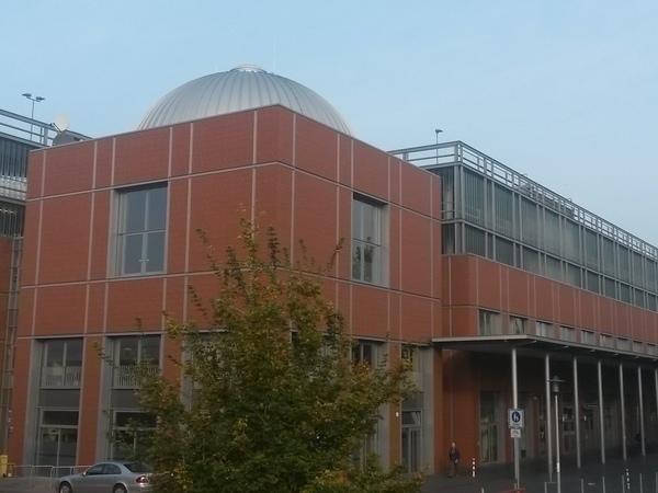 Bild der Kocatepe Moschee Bergedorf (DITIB)