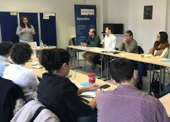 Multiplikator Innen Schulung Zum Thema Arbeitsrecht Im Wia Buro