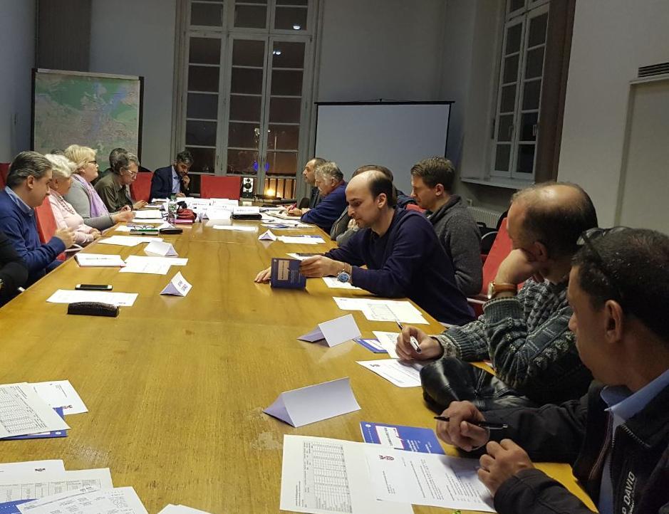 Das Wia Buro Zu Besuch Beim Migrations Und Integrationsbeirats